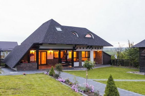 загородный дом дача 1