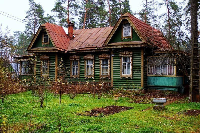 реконструировать старый дом 2
