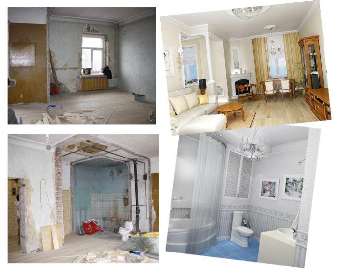 Как перепланировать квартиру 3